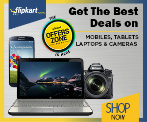 Shop at flipkart