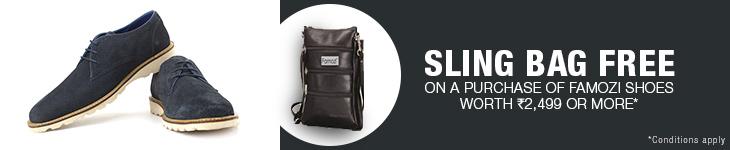 Famozi-Free sling bag