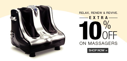 Massagers- Extra 10% off