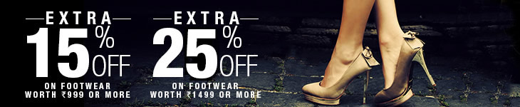 Women's Footwear - Extra 25% Off