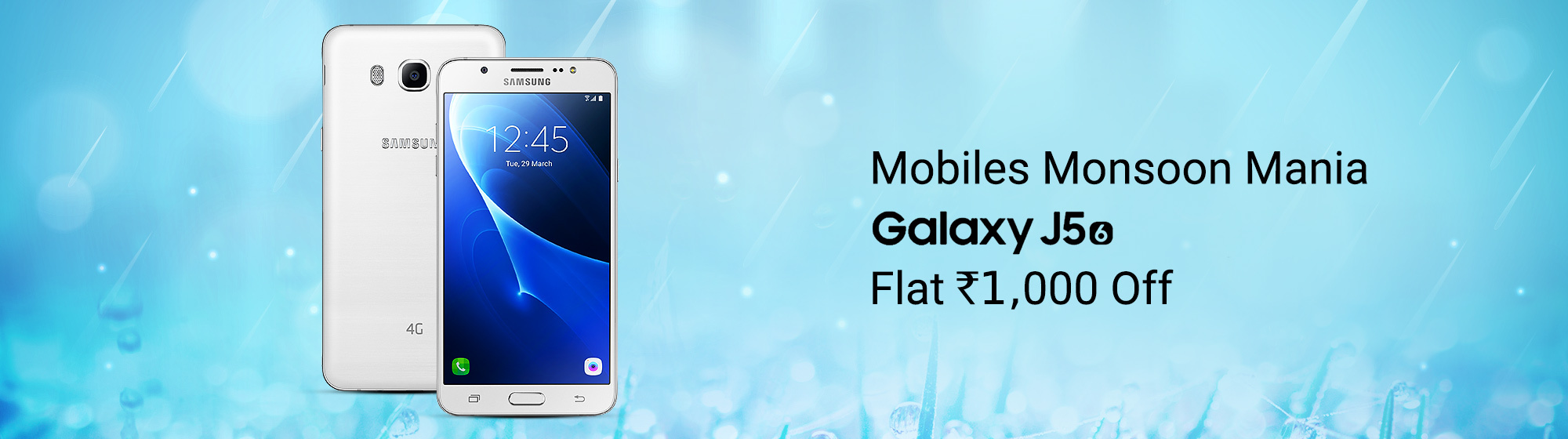 Flipkart Mobile Monsoon Mania Exciting offers on Smartphones