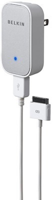 Buy Belkin Power Adaptor For Ipod F8Z121: Battery Charger