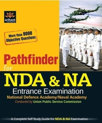 Buy Pathfinder for NDA & NA Entrance Examination 1st Edition: Book