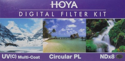 Buy Hoya Digital Filter kit 52 mm Polarizing Filter (CPL), UV Filter, ND Filter: Filter