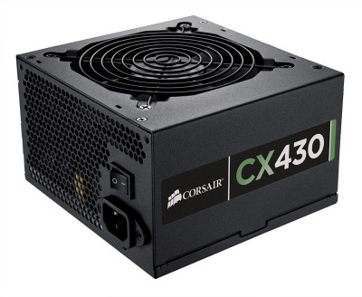 Buy Corsair SMPS CX430 430 Watts PSU: PSU