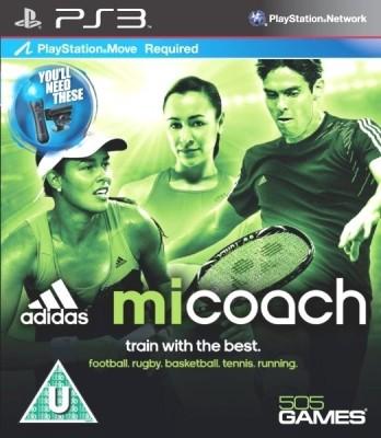 Buy Adidas MiCoach (Move Required): Av Media