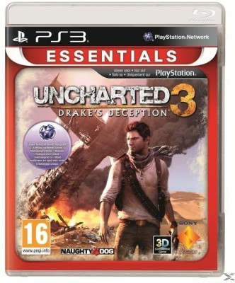 Buy Uncharted 3 - Drake's Deception (Standard Edition) [Essentials]: Av Media