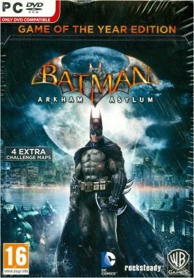 Buy Batman: Arkham Asylum (Game of The Year Edition): Av Media