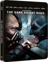 The Dark Knight Rises (Steel Book Edition): Av Media