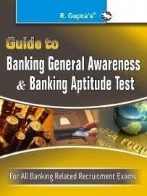 Buy Guide to Banking General Awareness and Banking Aptitude Test (English): Book