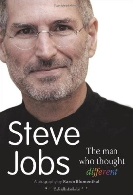 Buy Steve Jobs: The Man Who Thought Different: Book