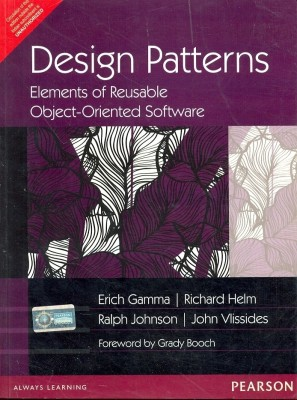 Buy Design Patterns : Elements of Reusable Object-Oriented Software (English) 1st Edition: Book