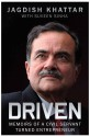 Driven - Memoirs of a Civil Servant Turned Entrepreneur: Book