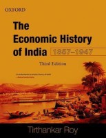 ECO. HISTORY OF INDIA 1857-1947, 3 EDN (English) 3rd  Edition: Book