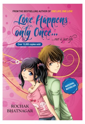 Buy Love Happens only Once...rest is just life (English): Book