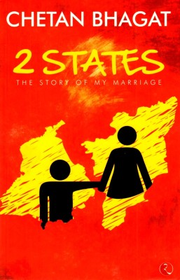 Buy 2 States : The Story Of My Marriage (English) 4th Edition: Book