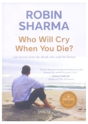 Buy Who Will Cry When You Die? (English): Book