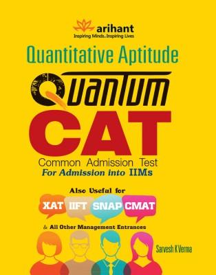 Buy Quantitative Aptitude Quantum CAT Common Admission Test for Admission into IIMs (English) 7th Edition: Book