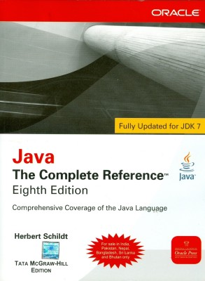 Buy Java The Complete Reference (English) 8th  Edition: Book