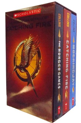 Buy Hunger Games Box (Set of 3 Books) (English): Book