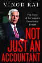 Not Just an Accountant : The Diary of the Nation's Conscience Keeper (English): Book