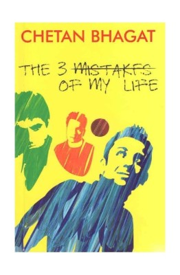 Buy The 3 Mistakes of My Life: Book