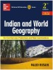 Indian and World Geography (English) 2nd  Edition: Book