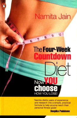 Buy The Four-week Countdown Diet: Now You Choose How You Lose: Book