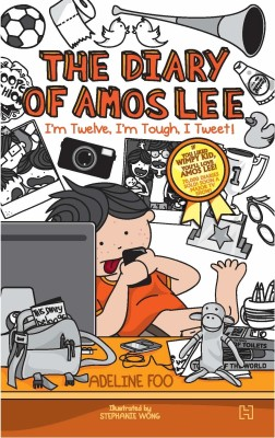 Buy The Diary of Amos Lee: I'm Twelve, I'm Tough, I Tweet! (English): Book