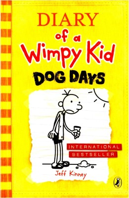 Buy Diary of a Wimpy Kid : Dog Days (Book 4) (English): Book