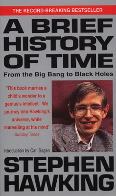 Buy A Brief History of Time from the Big Bang to Black Holes (English): Book