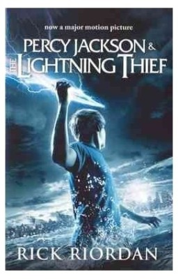Buy Percy Jackson and the Lightning Thief (English): Book