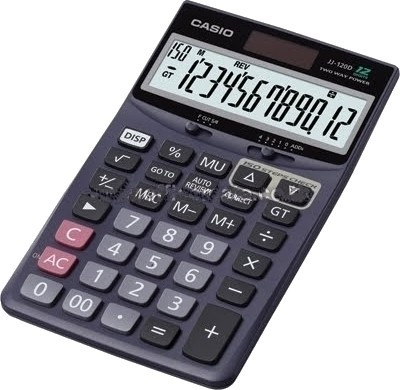Buy Casio JJ-120D Basic: Calculator