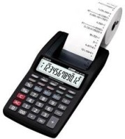 Casio HR-8TM-BK Printing: Calculator