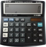 OSR SR-500J Basic: Calculator
