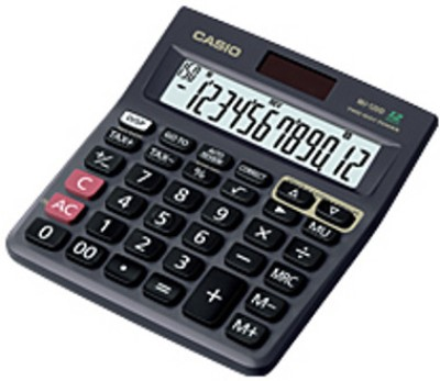 Buy Casio MJ-120D Basic: Calculator