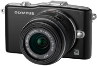 Olympus PEN Mini E-PM1 Mirrorless Camera: Camera