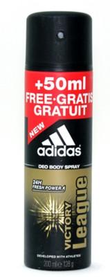 Buy Adidas Victory League Deodorant Spray  -  200 ml: Deodorant