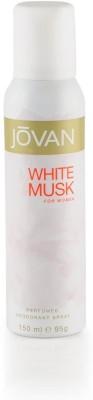 Buy Jovan White Musk Deodorant Spray  -  150 ml: Deodorant