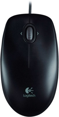 Buy Logitech M100R USB 2.0 Optical Mouse: Mouse