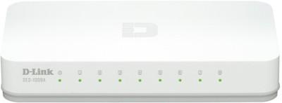 Buy D-Link 8-Port 10/100 Desktop Switch Network Switch: Network Switch