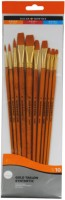 Daler-Rowney Filbert, Round, Flat Paint Brush: Paint Brush