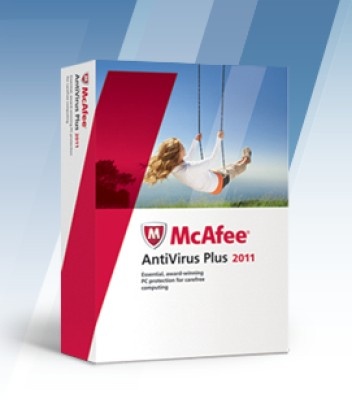 Buy McAfee Anti-Virus Plus 2011 1 PC 1 Year - Freebie (Not for Sale): Security Software