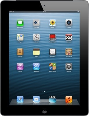 Buy Apple 16GB iPad with Retina Display and Wi-Fi Cellular (4th Generation): Tablet