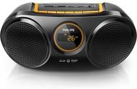 Philips Bluetooth USB Direct SD FM Digital Tuner (AT10/00) Boom Box: Boom Box
