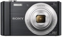 Sony CyberShot DSC-W810 Point & Shoot Camera Flipkart Rs. 7390