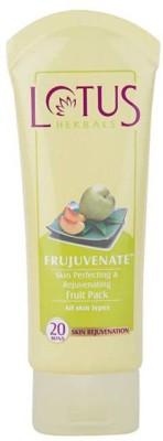 Lotus Herbals Frujuvenate Skin Fruit Pack (120GM)