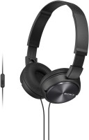 Sony MDR-ZX310APBCE Headset with Mic(Black, Over the Ear) Flipkart Rs. 1099.00