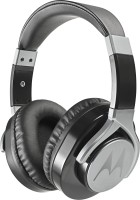 Motorola Pulse Max Headset with Mic(Black, Over the Ear) Flipkart Rs. 899.00