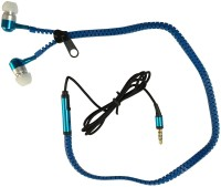 Tapawire Zipper Earphone With Mic Wired Headset with Mic(Zipper Earphone With Mic, In the Ear) Flipkart Rs. 229.00